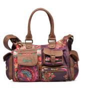 LONDON M ALIKA Porté main Handtaschen für Taschen in lila