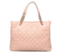 LOU Leather Carryall Handtaschen für Taschen in rosa