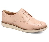 Glick Shine Schnürschuhe in rosa