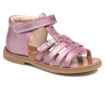 Philippine Sandalen in rosa