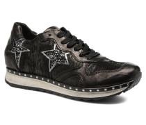 Giselea Sneaker in schwarz
