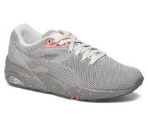 R698 Knit Mesh v2 Wn's Sneaker in grau