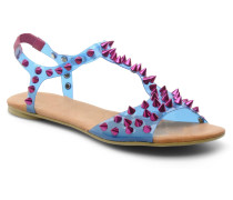 PUFFER Sandalen in blau