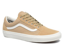 Old Skool Sneaker in beige