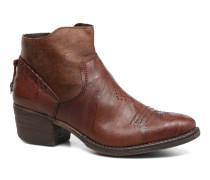 Duilum Stiefeletten & Boots in braun