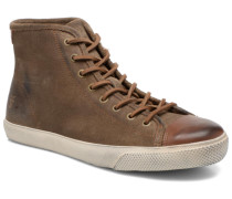 Chambers Cap High Sneaker in braun