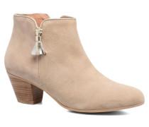 Calipo Stiefeletten & Boots in beige