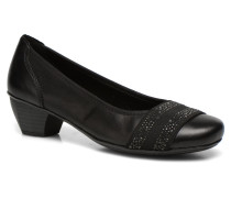 Nat 41772 Ballerinas in schwarz