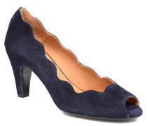 Ischia Pumps in blau