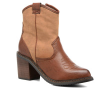 Bertina Stiefeletten & Boots in braun