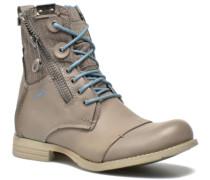 Tara por Stiefeletten & Boots in grau