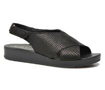 Badea Sandalen in schwarz