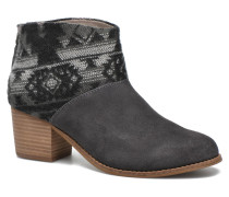 Leila bootie Stiefeletten & Boots in grau