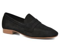 Aria Loafer Slipper in schwarz