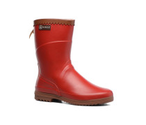 Bison Lady Stiefeletten & Boots in rot