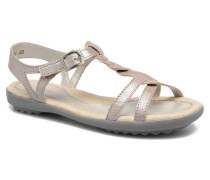 Claire J Sandalen in silber