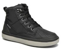 J Mattias Boy J540EF Stiefeletten & Boots in schwarz