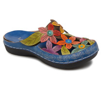 Billy 52 Clogs & Pantoletten in blau