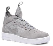 Air Force 1 Ultraforce Mid Prm Sneaker in grau