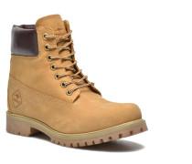Road Stiefeletten & Boots in beige
