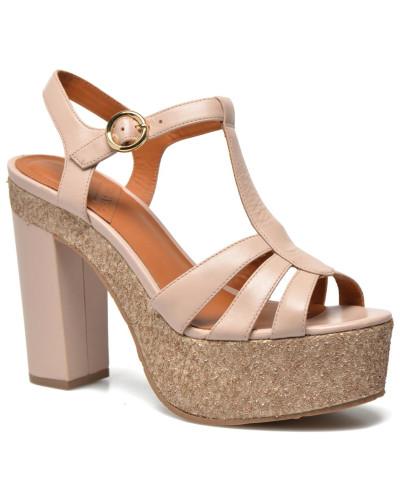 What For Damen Cabia Sandalen in beige Billig Suchen lOkXNJuTW