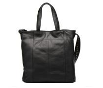 SANDRA Cabas cuir Handtaschen für Taschen in schwarz