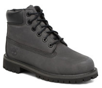 6 In Premium WP Boot Stiefeletten & Boots in grau