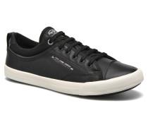 Britt Basic M Sneaker in schwarz