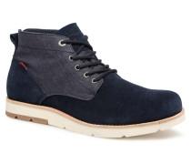 Jax Light Chukka Stiefeletten & Boots in blau