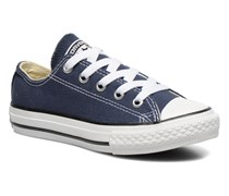 Chuck Taylor All Star Core Ox Sneaker in blau