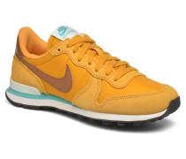 Wmns Internationalist Sneaker in gelb