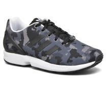 Zx Flux J Sneaker in grau