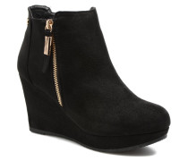 Jiny Stiefeletten & Boots in schwarz