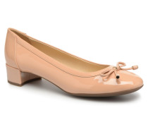 D CAREY D82V8D Ballerinas in beige