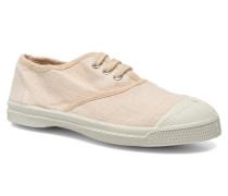 Tennis Lin E Sneaker in beige