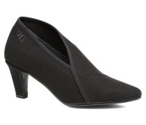 Fold Litte Mid Pumps in schwarz