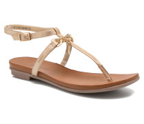 Jasmin W5970 Sandalen in goldinbronze