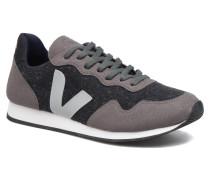 SDU FLANNEL Sneaker in grau