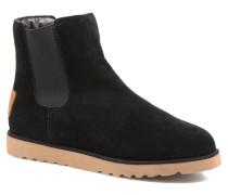 Cirque Stiefeletten & Boots in schwarz