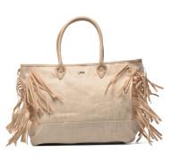 Sac à frange Handtaschen für Taschen in beige