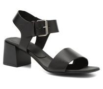 F93 879 Sandalen in schwarz