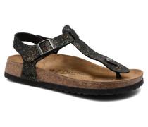 Kairo Sandalen in schwarz