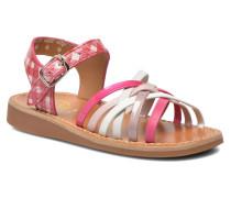 Yapo Lux Sandalen in rosa