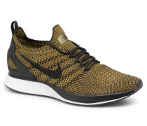 Air Zoom Mariah Flyknit Racer Sneaker in schwarz