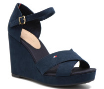 Elena 6D Sandalen in blau