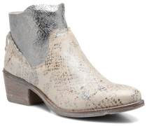 Pasto Stiefeletten & Boots in silber