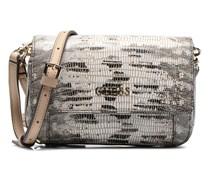 Delaney Crossbody Flap XS Handtaschen für Taschen in beige