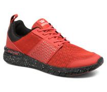 Scissor Sneaker in rot