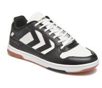 Pernfors Power Play Premium Sneaker in schwarz