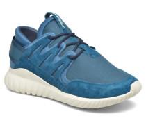 Tubular Nova Sneaker in blau